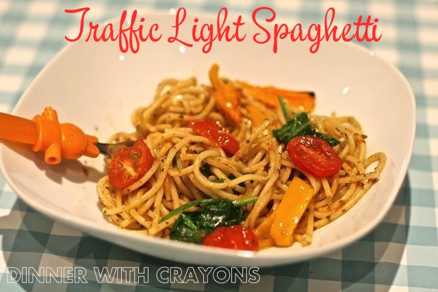 Traffic Light Spaghetti